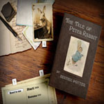 PopOut! Peter Rabbit Book for iPad, iPhone & iPod Touch