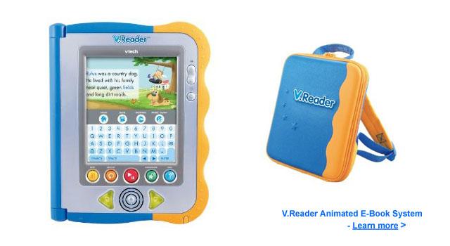 V.Reader Animated eBook System