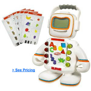 Alphie the Toy Robot by Playskool