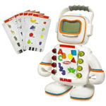 Alphie The Learning Toy Robot