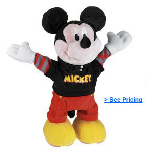 Dance Star Mickey Toy by Fisher Price