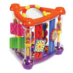 Infantino Activity Triangle Baby Toy