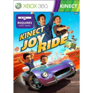 Kinect Joy Ride Game