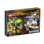 LEGO City Advent Calendar For Christmas 2010