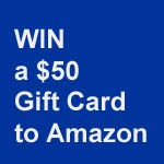 Win a $50 Gift Card to Amazon