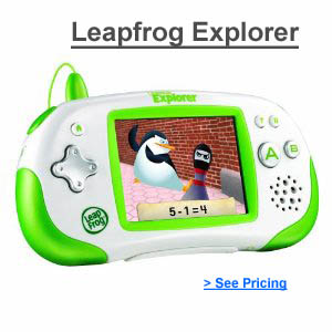 Leapfrog Explorer