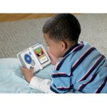 Boy with Fisher Price iXL