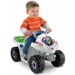 Power Wheels Disney Toy Story 3 Lil Quad Ride On Toy