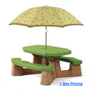 .::ThETottOYs::.: Todays Kids Picnic Table