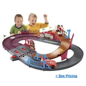 Shake and Go Disney Cars Speedway