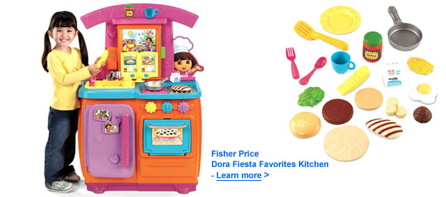 Dora Fiesta Favorites Kitchen