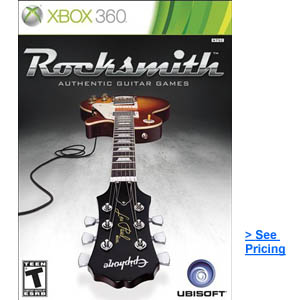 Rocksmith Video Game