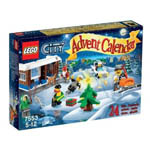 LEGO City Advent Calendar 2011