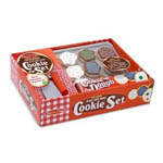 melissa doug slice and bake cookie set toy