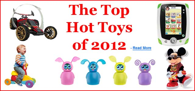 The Top 20 Toys of 2012