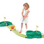 Mini Golf Course Toy Step2 150b