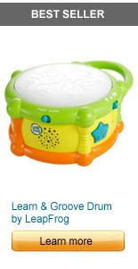 Learn and Groove Drum by LeapFrog