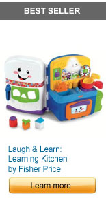 Laugh and Learn Learning Kitchen by Fisher Price